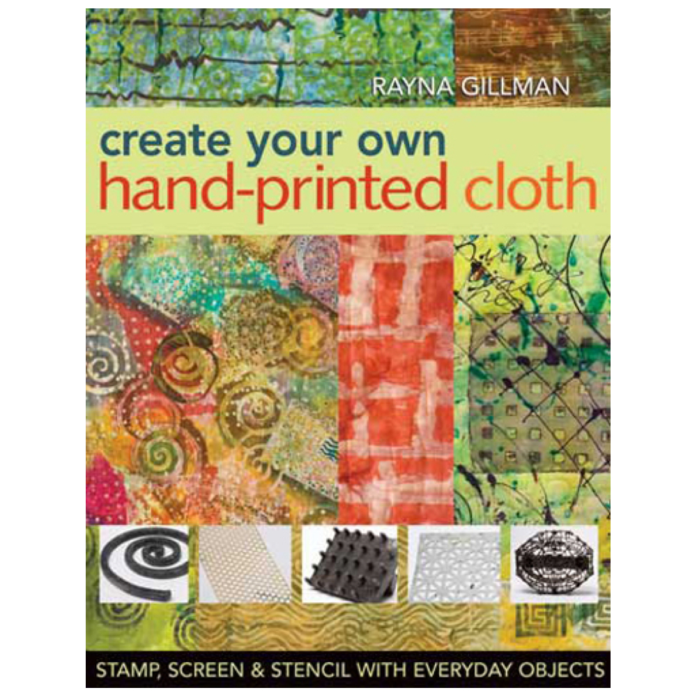 Create Your Own Hand-Printed Cloth