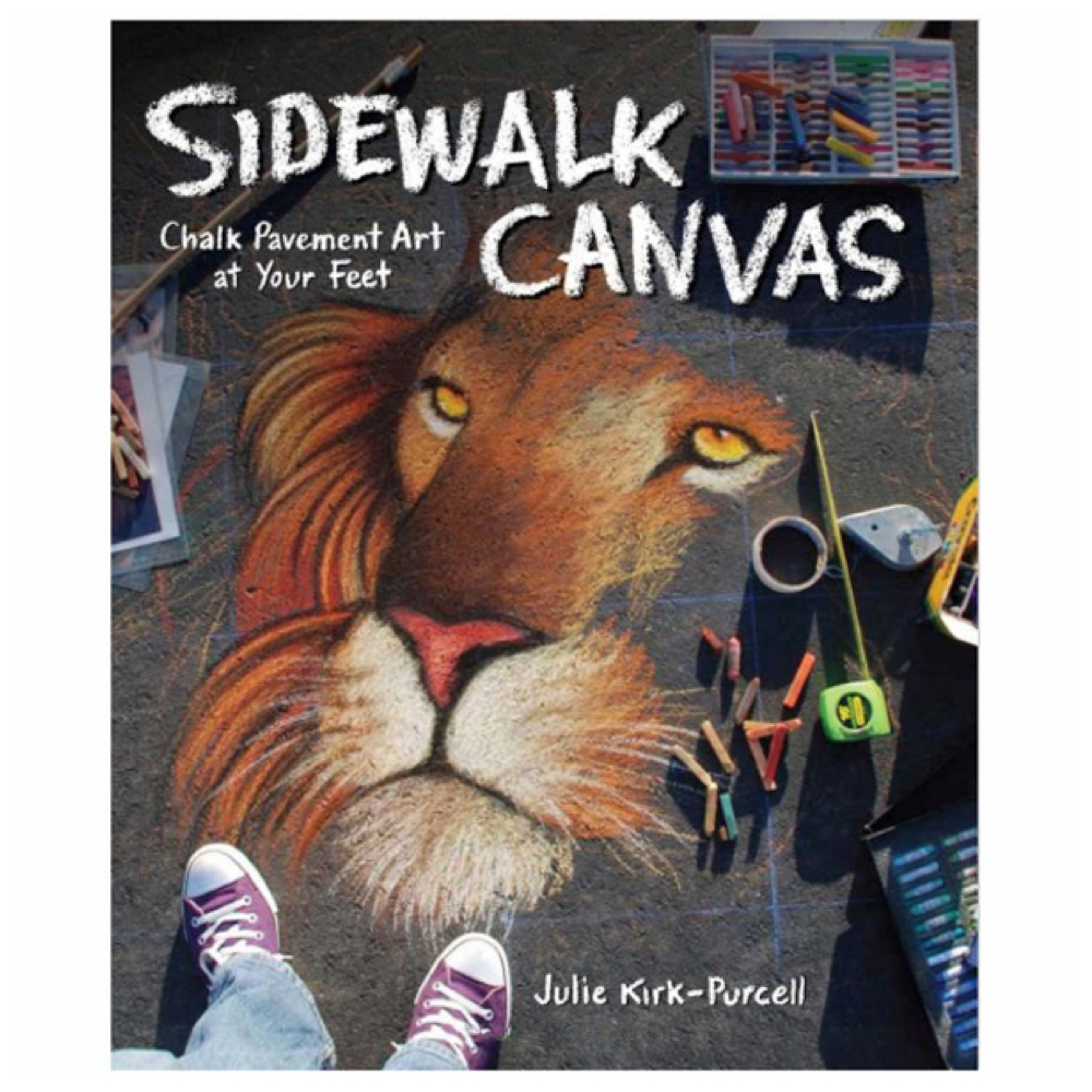 Sidewalk Canvas Book