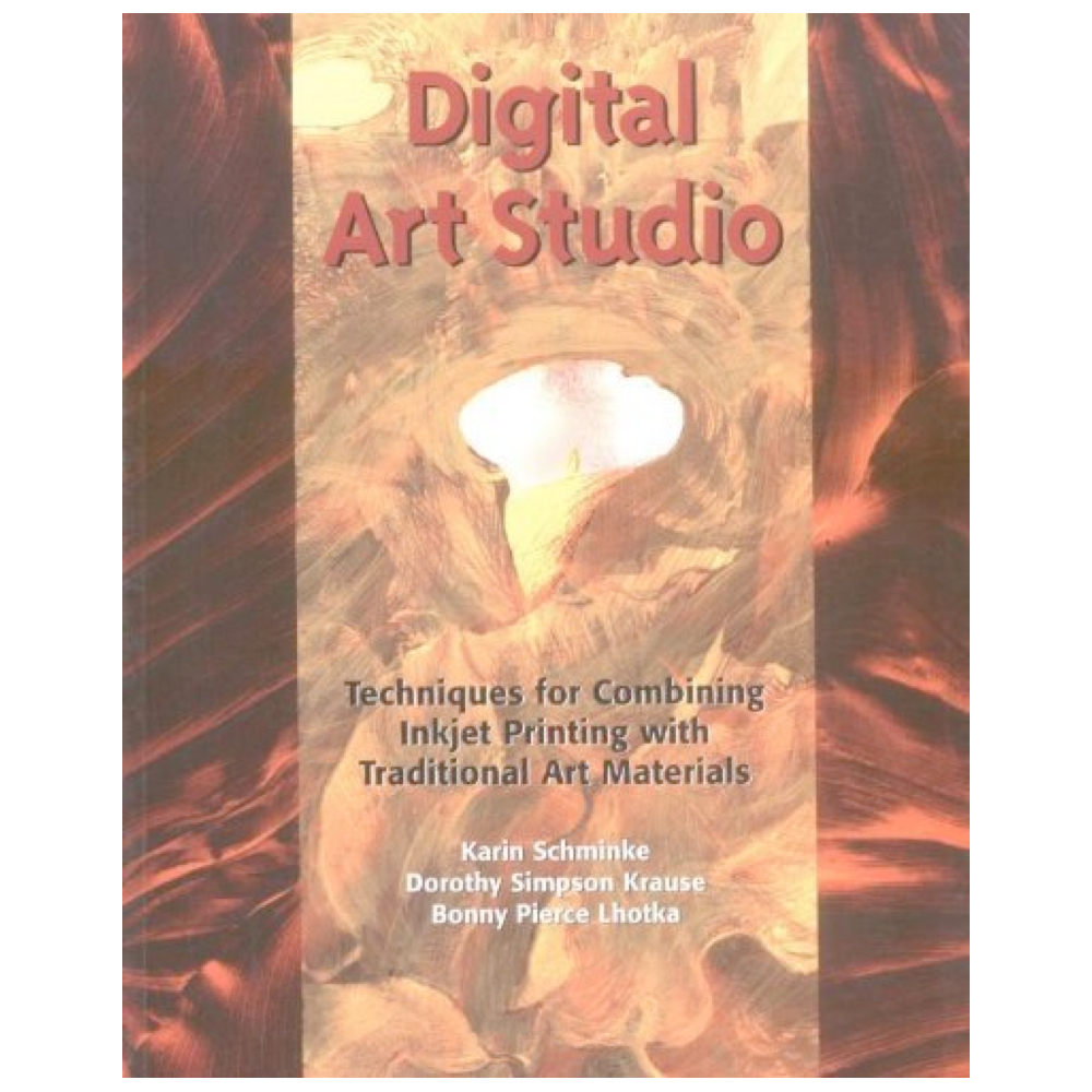 Digital Art Studio Book By Lhotka