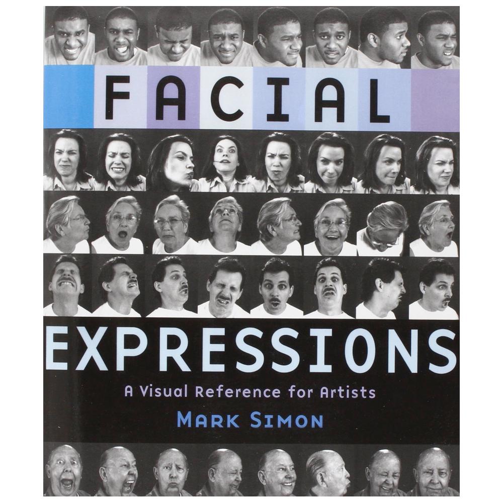 Facial Expressions Book 70