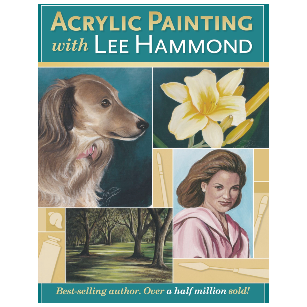 Acrylic Painting With Lee Hammond Book