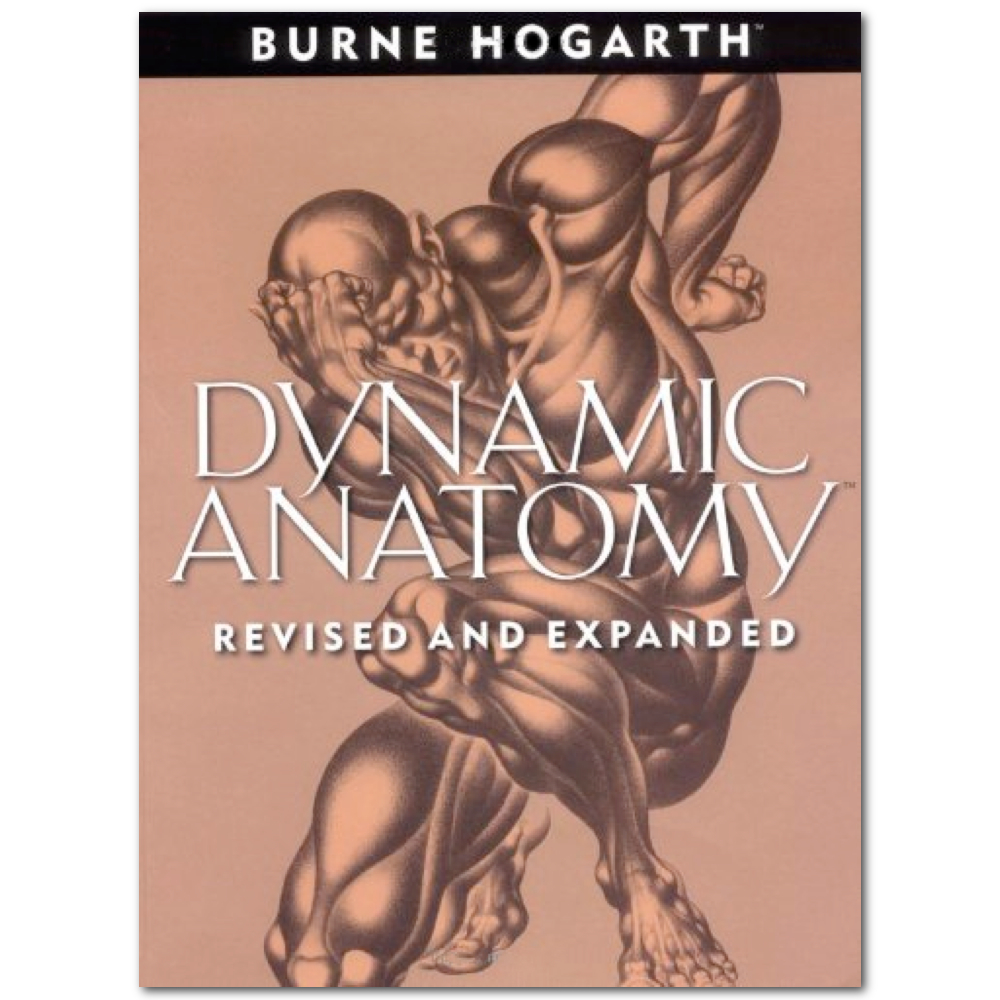 Dynamic Anatomy Book By Hogarth