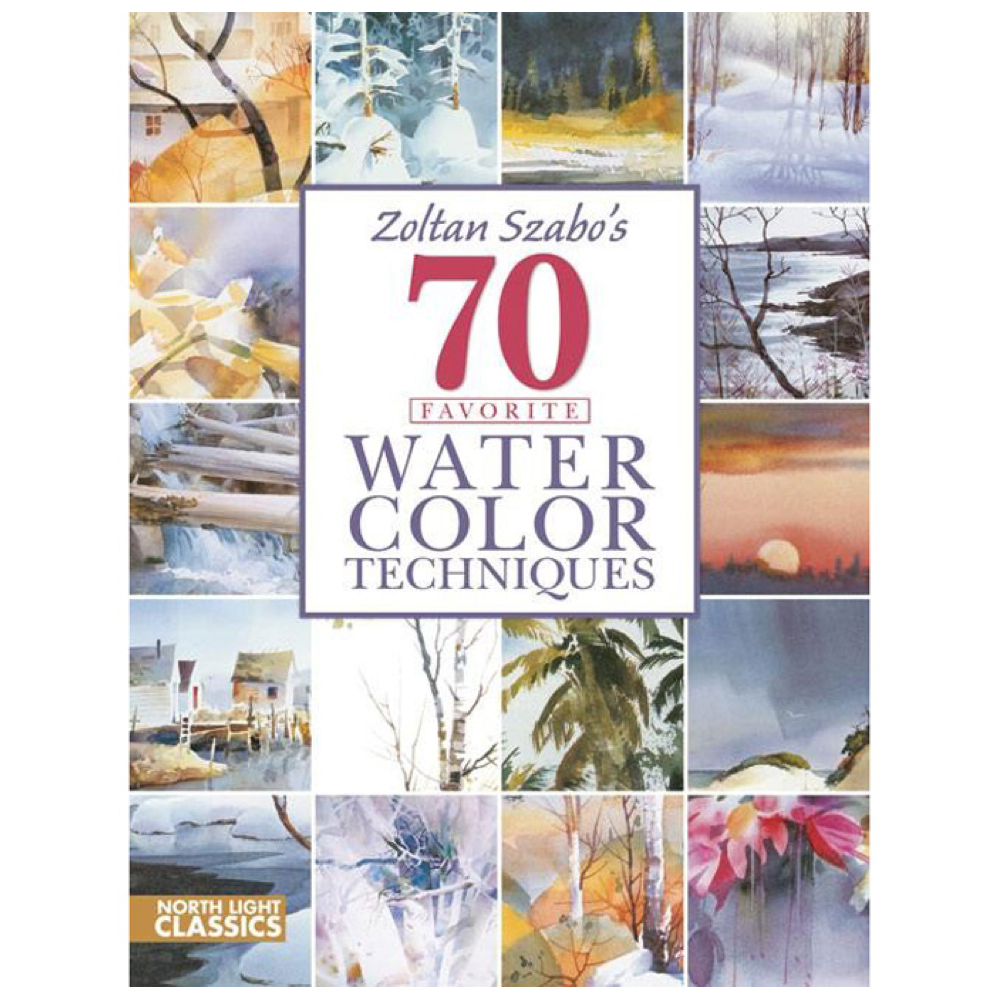 Zoltan Szabo 70 Favorite Watercolor Technique