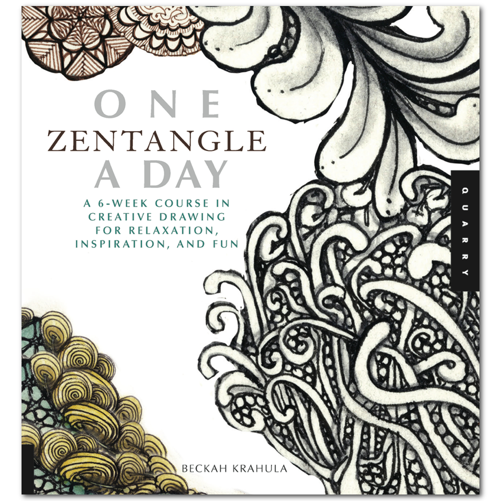 Book: One Zentangle A Day