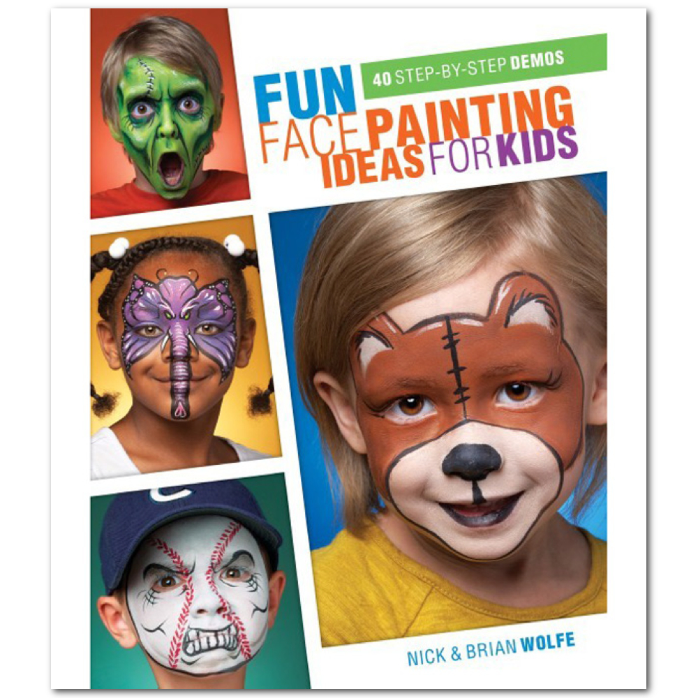 Fun Face Painting Ideas