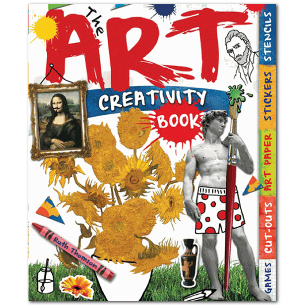 The Art Creativity Book