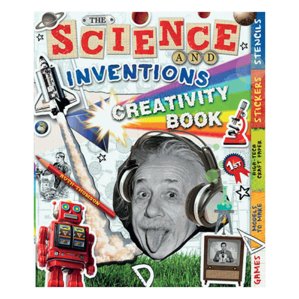 The Science & Inventions Creativity Book