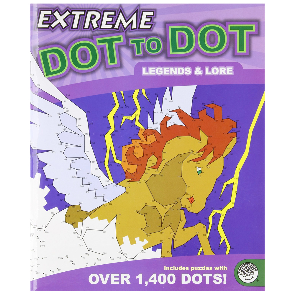 Extreme Dot To Dot Legends & Lore