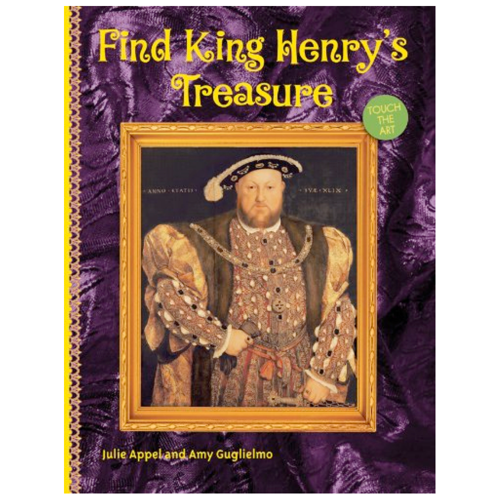 Touch The Art: Find King Henry's Treasure