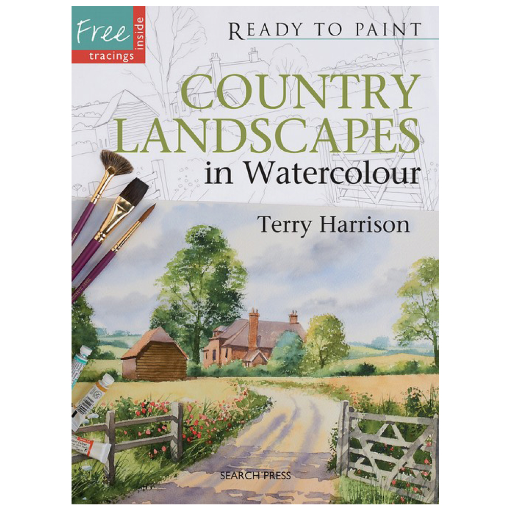 Ready To Paint: Watercolor Country Landscapes
