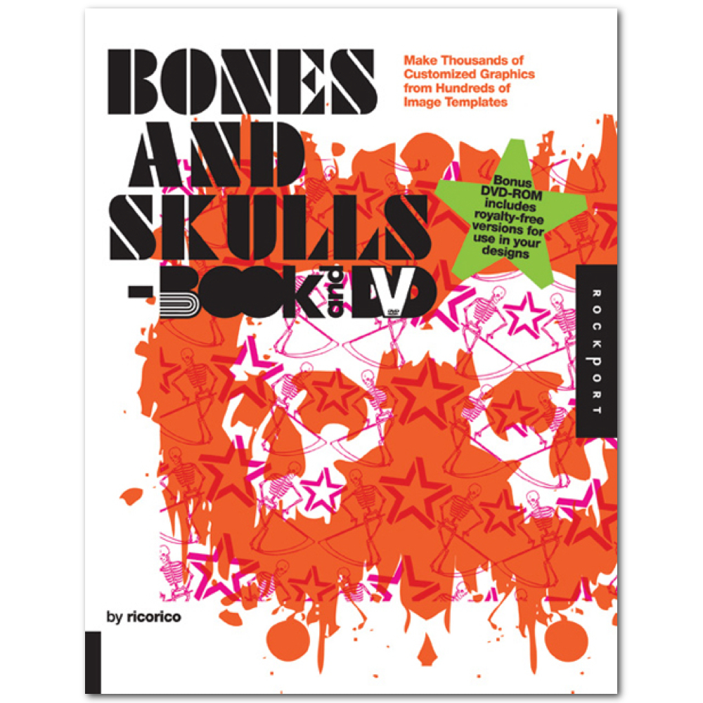 Bones And Skulls Book And Dvd