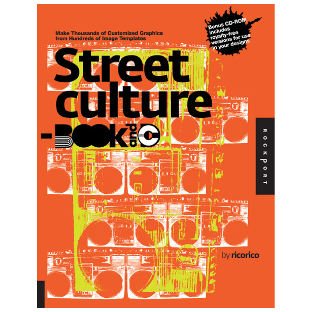 Street Culture Book And Cd