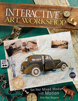 Interactive Art Workshop Book