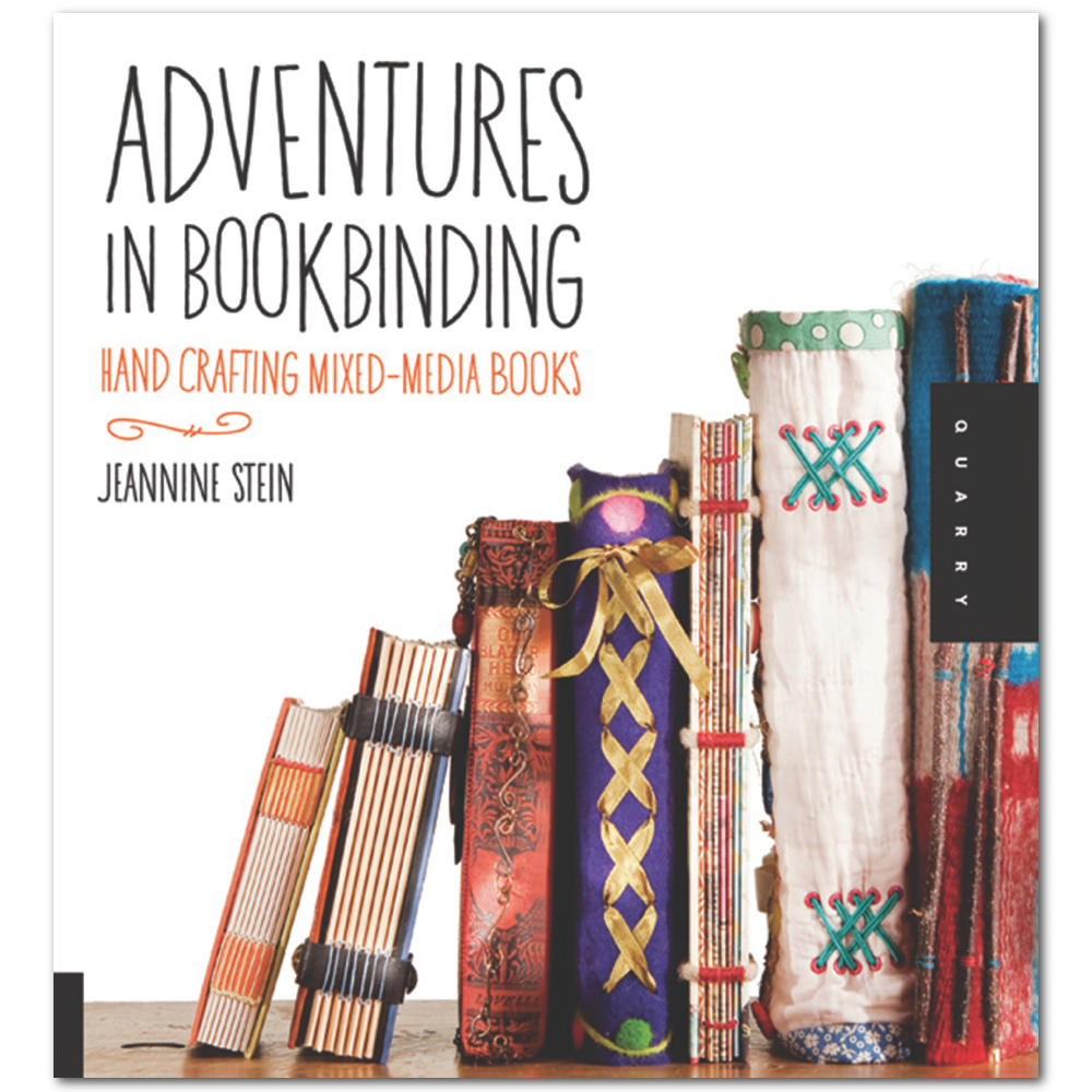 Book: Adventures In Bookbinding