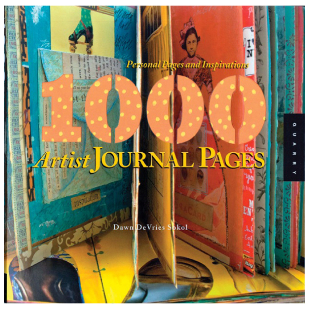 Book: 1000 Artist Journal Pages