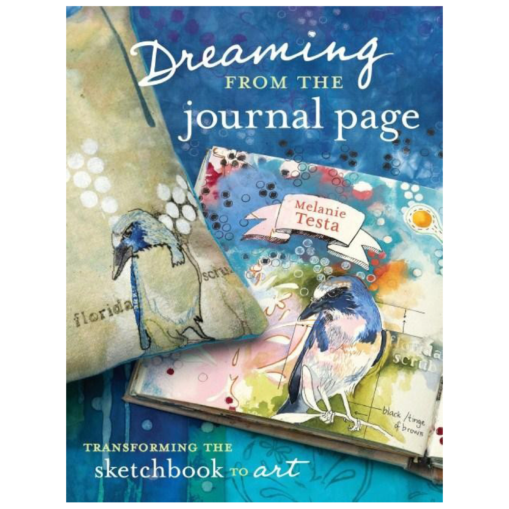 Dreaming From The Journal Page Book