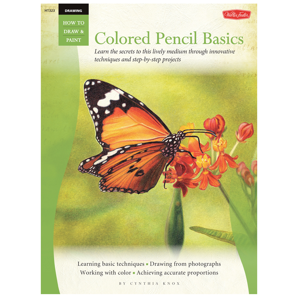 Foster Book 323: Colored Pencil Basics