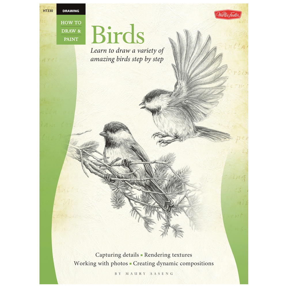 Foster Book 330: How To Draw Birds