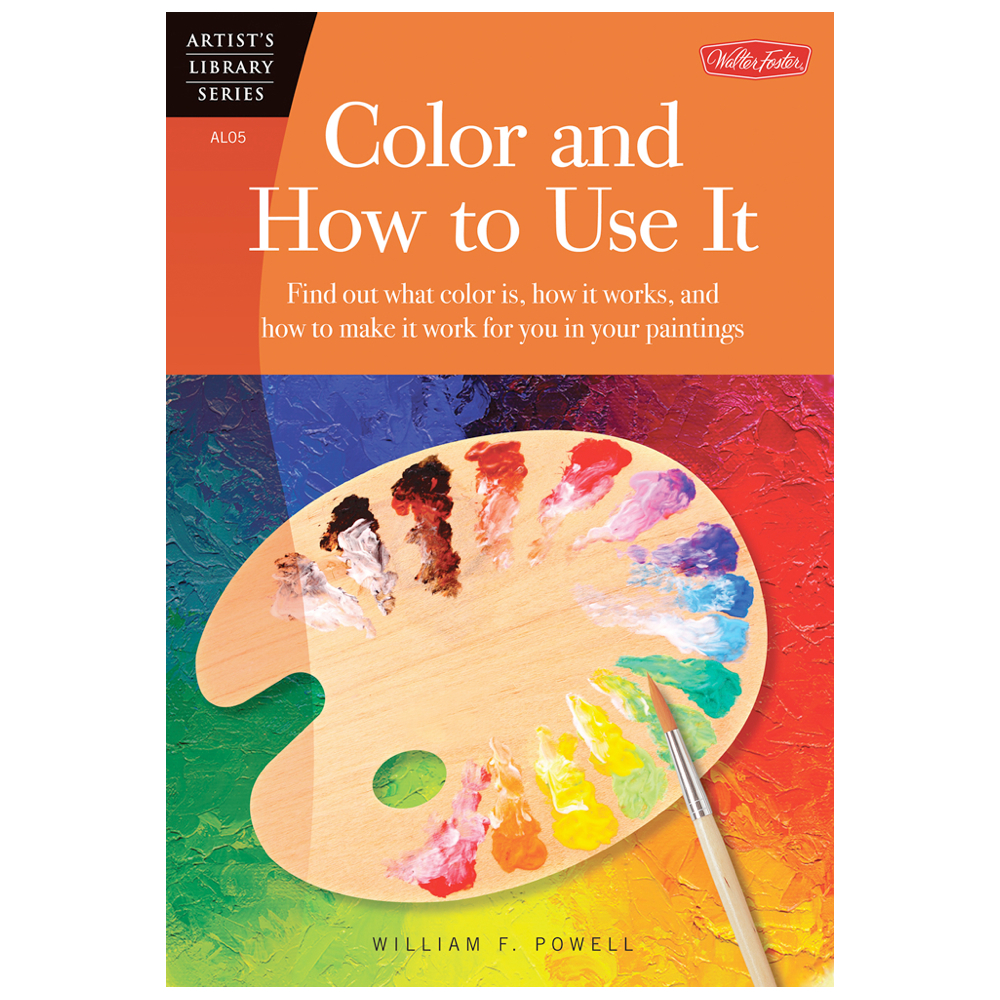 Foster Book Al05 Color & How To Use It