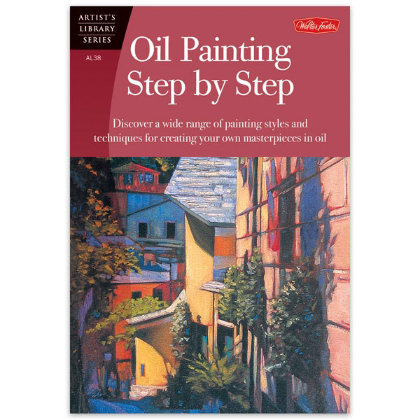 Foster Book Al38 Oil Painting Step By Step