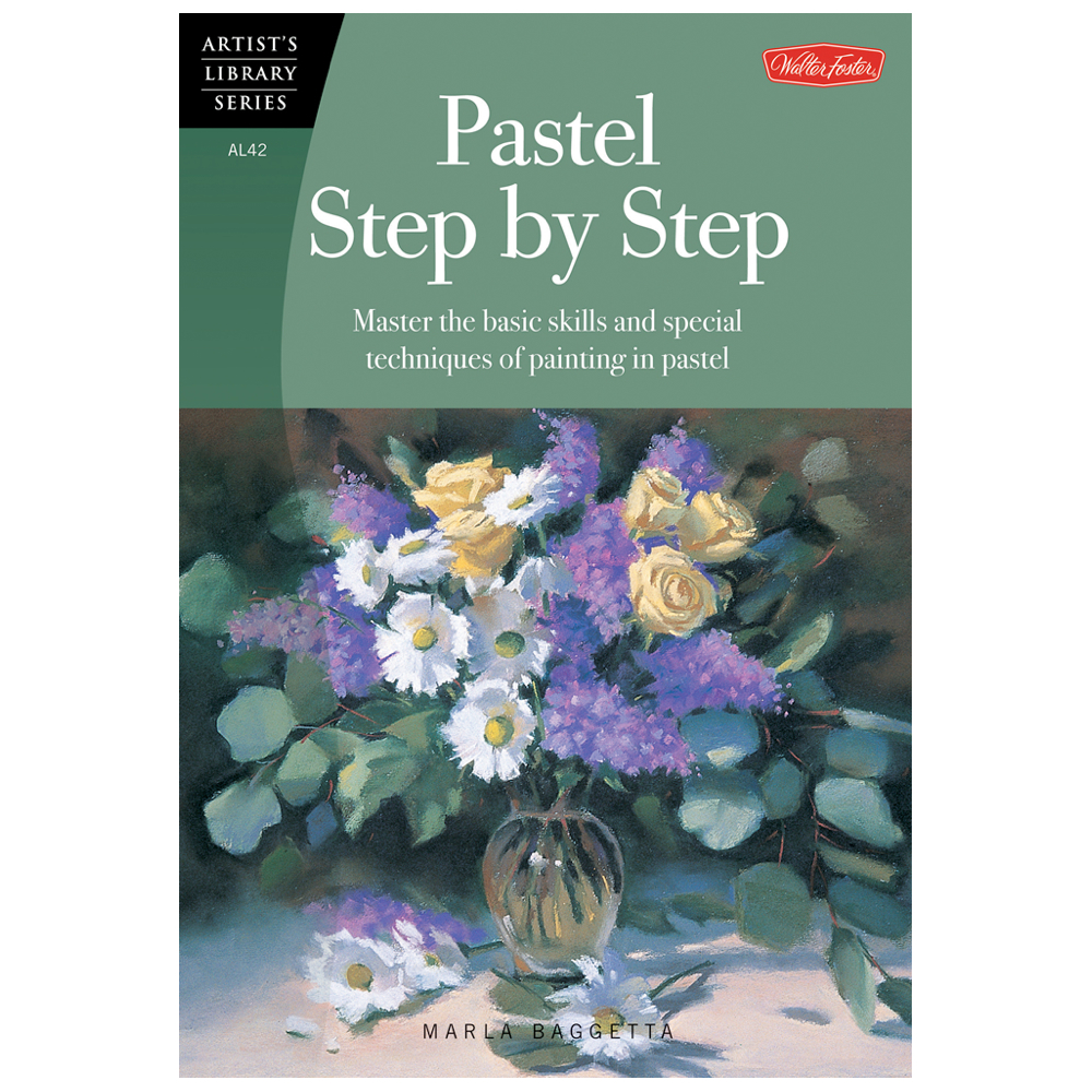 Foster Book Al42 Pastel Step By Step