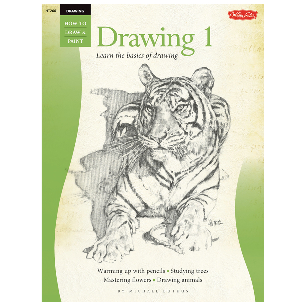 Foster Book 266: How To Drawing 1