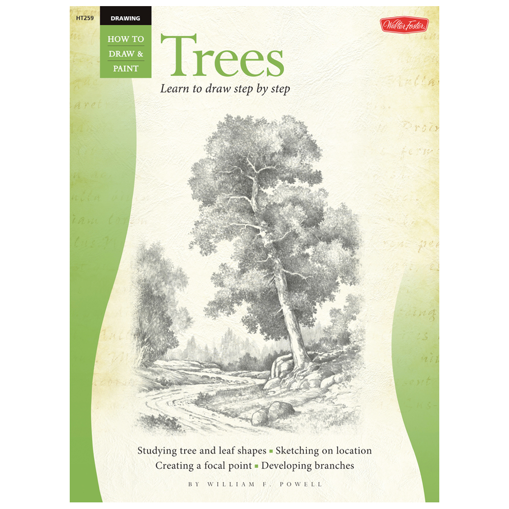 Foster Book 259: How To Draw Trees