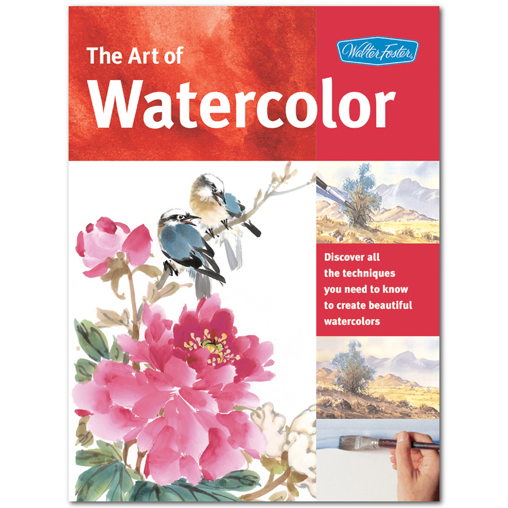 Foster Book The Art Of Watercolor
