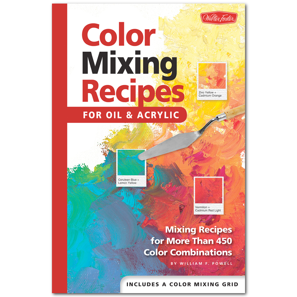 Foster Color Mixing Recipes