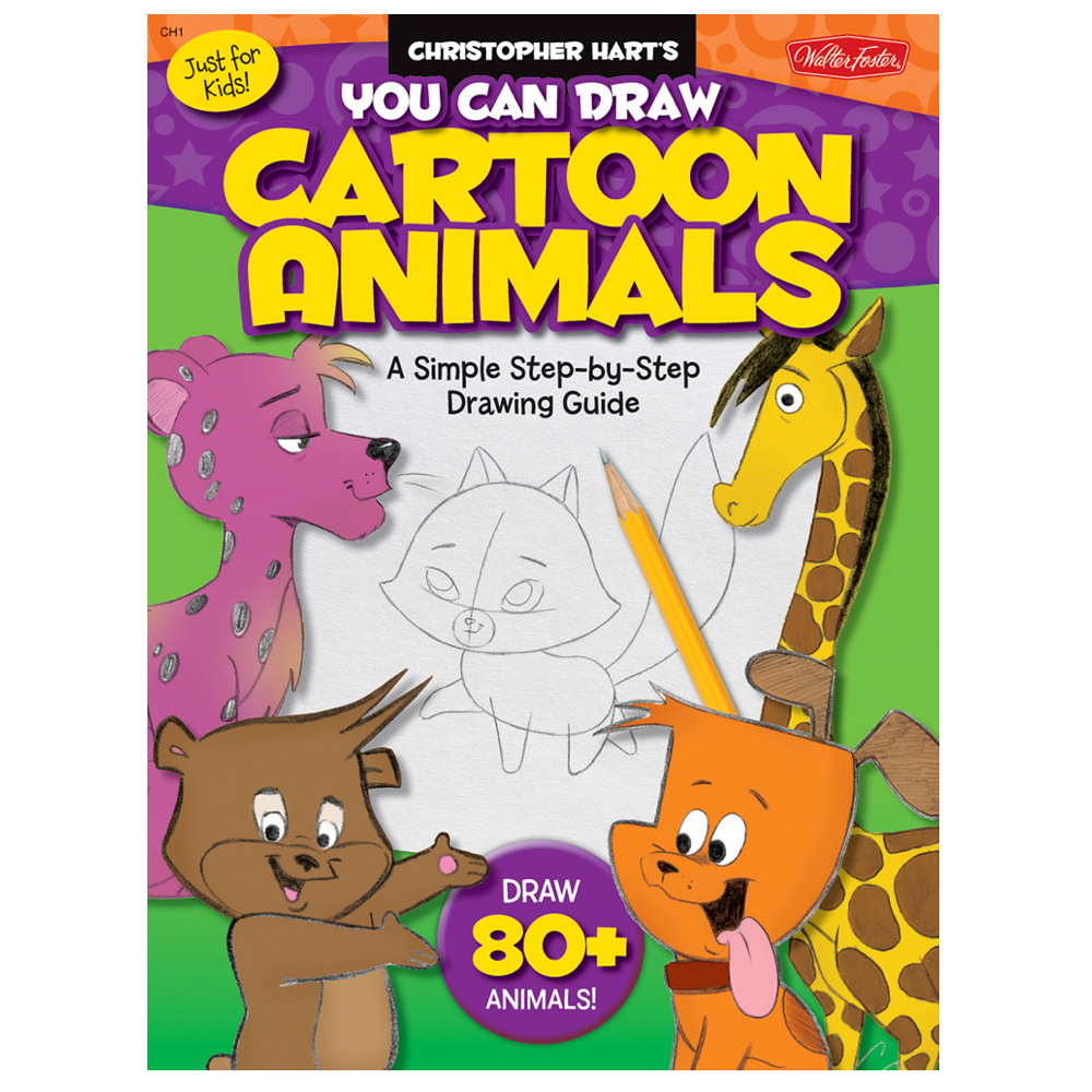 You Can Draw Cartoon Animals