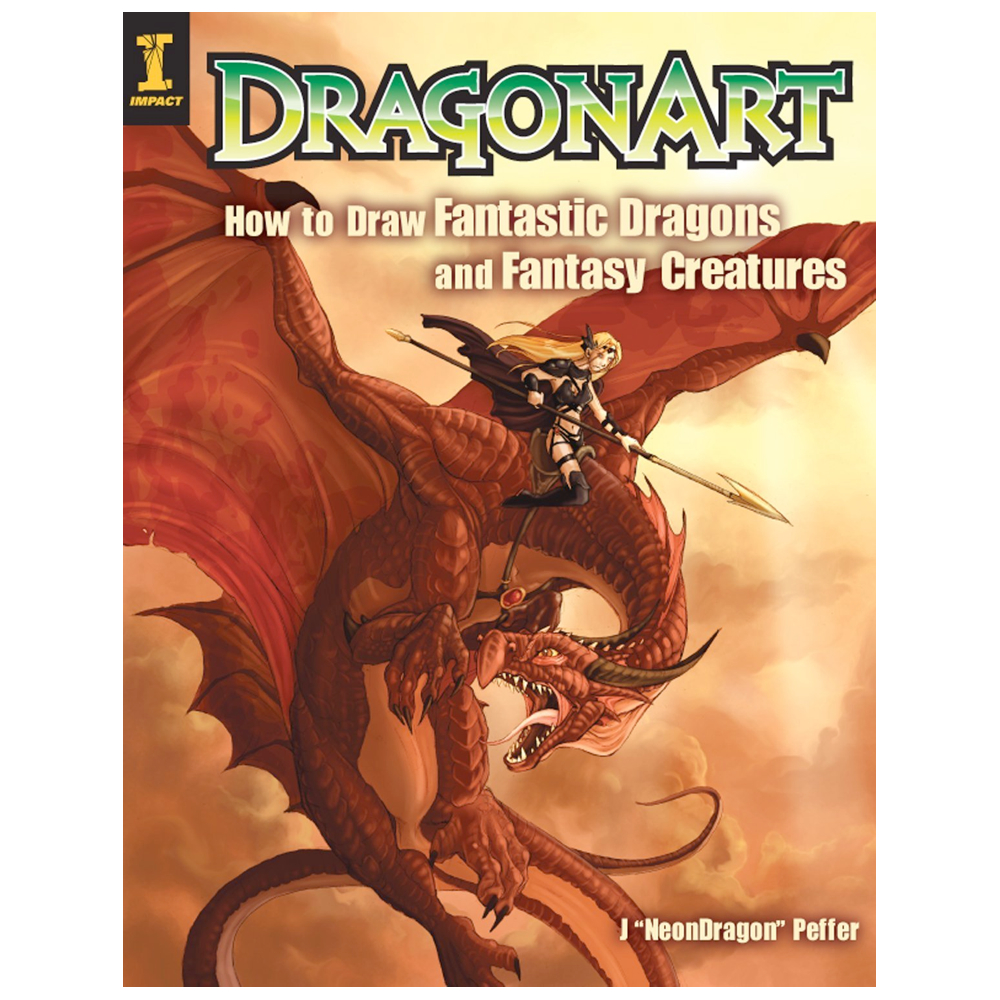 Dragonart Book By Peffer