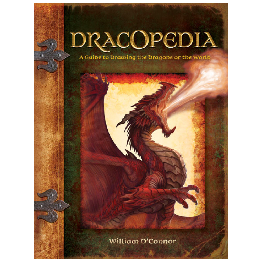 Dracopedia: Drawing Dragons Of The World
