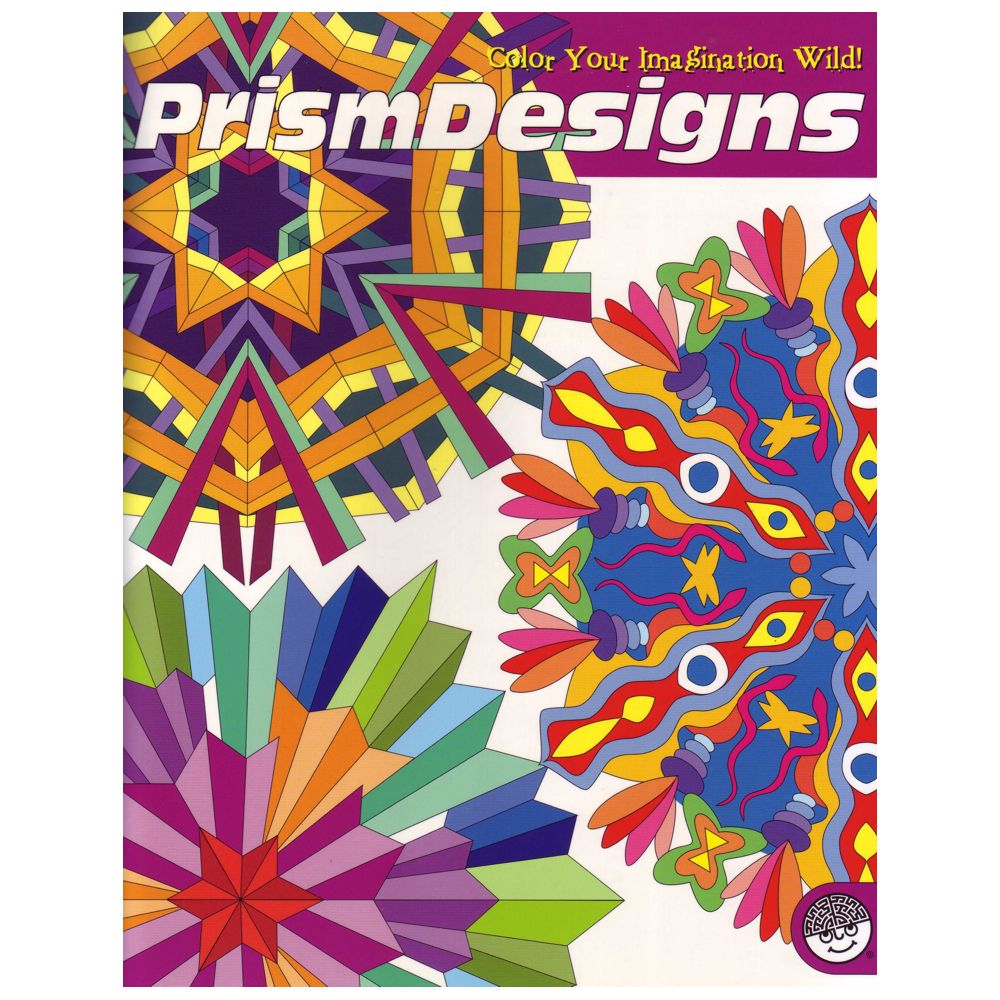 Coloring Book: Prismdesigns