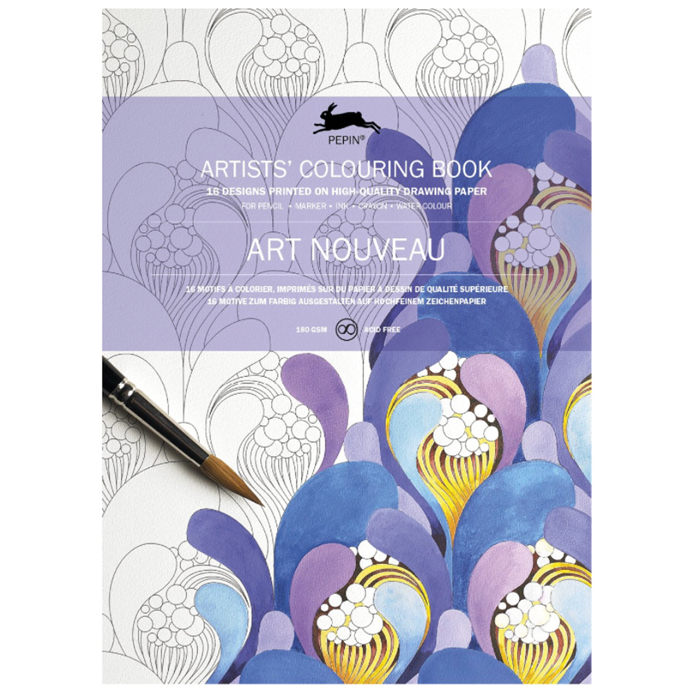 Artist Coloring Books