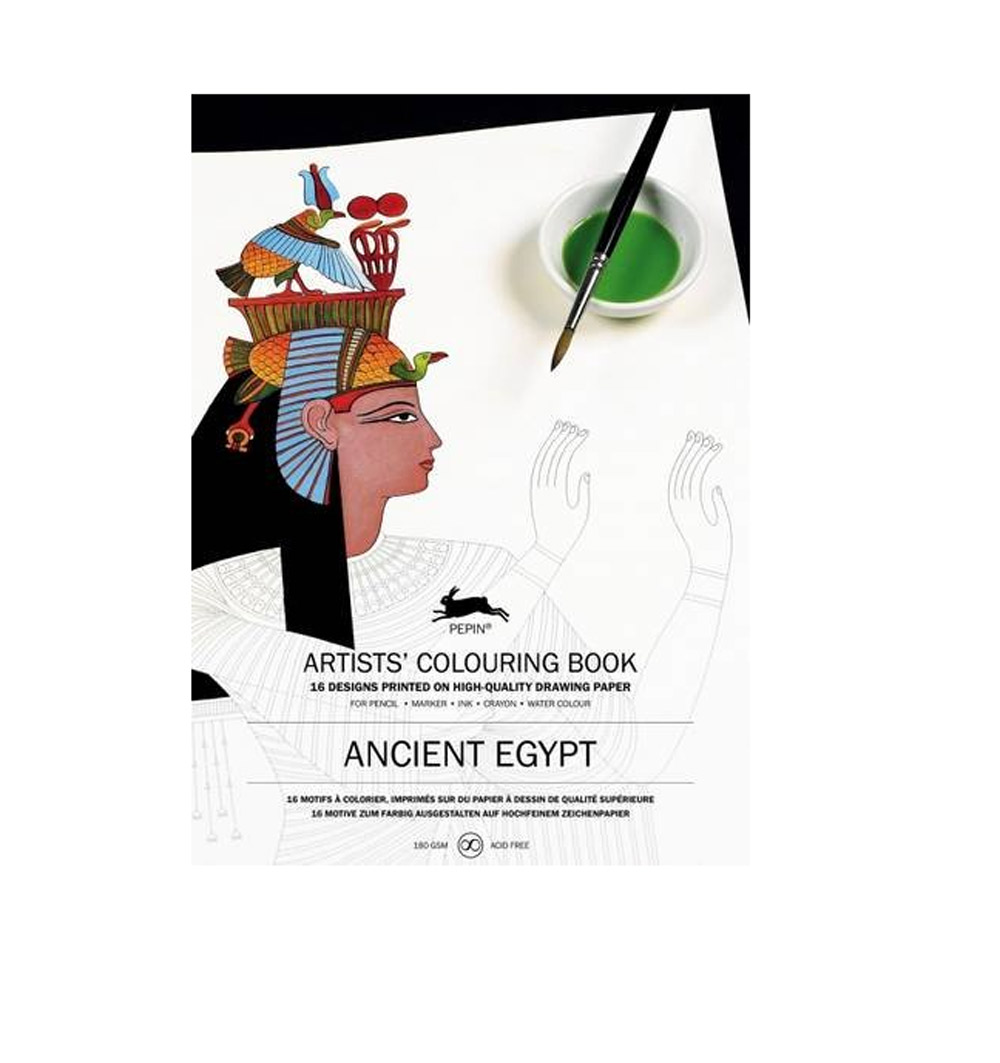 Artists' Colouring Book Ancient Egypt