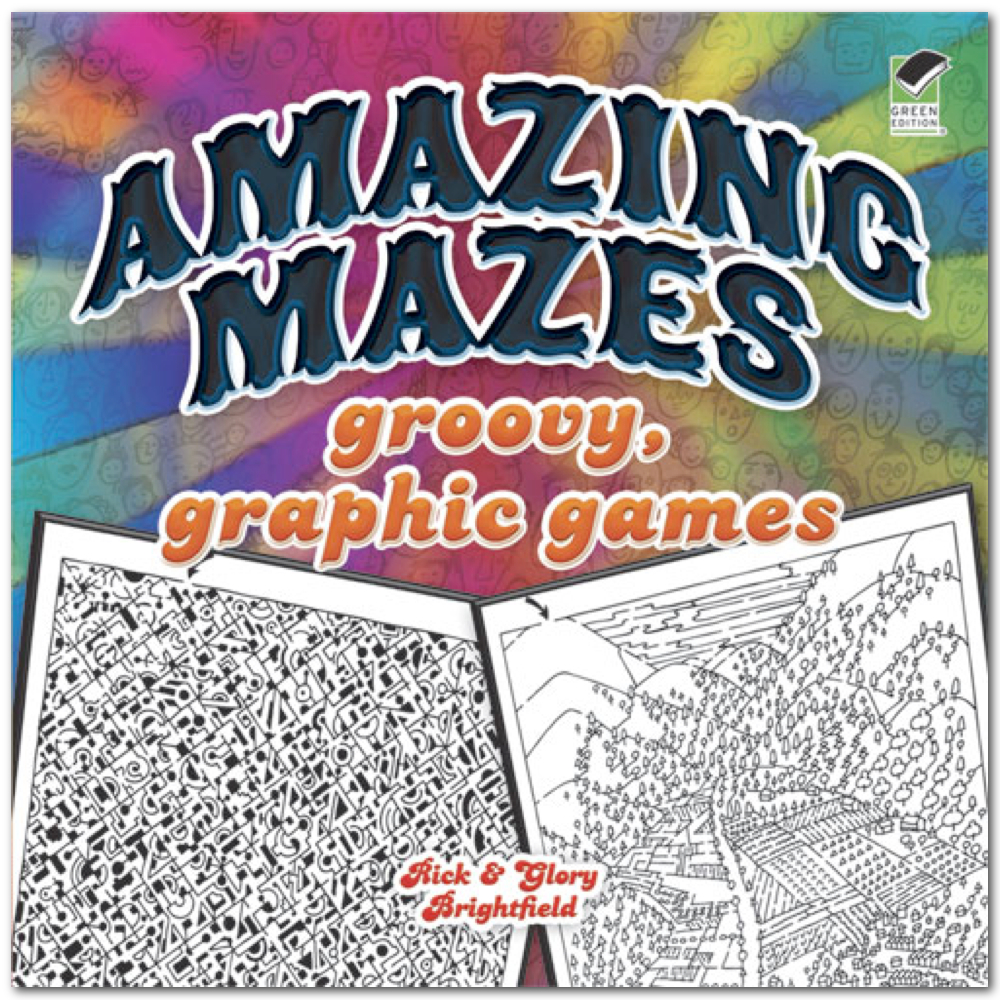Dover Activity Book Amazing Mazes