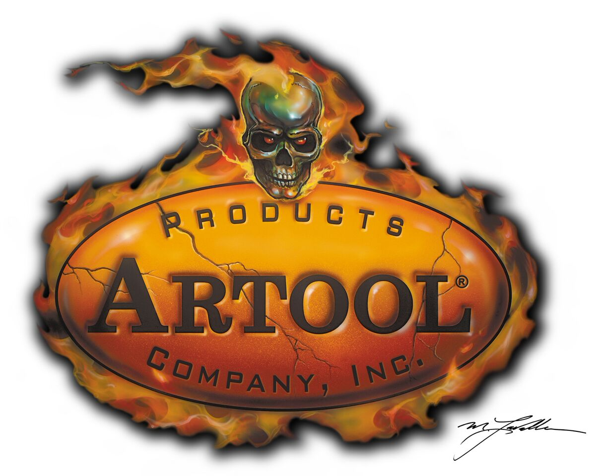 Artool Airbrushing Templates