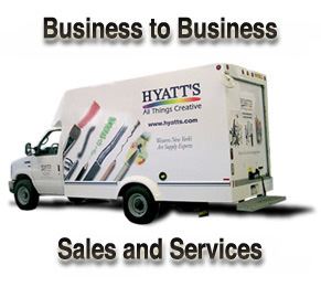 Hyatts Sign Division Corprate Sales