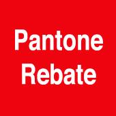 Pantone Rebate Forms